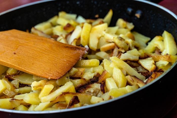 Príprava chutných zemiakov