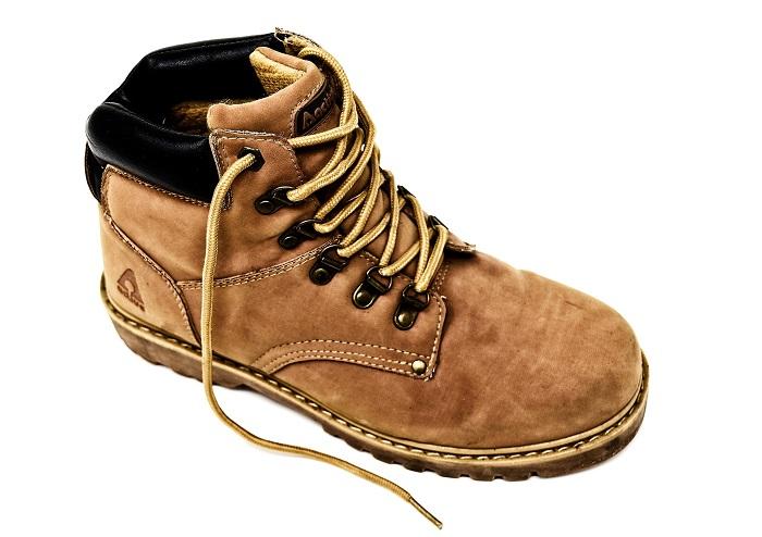 Pracovna obuv z odolnej textílie